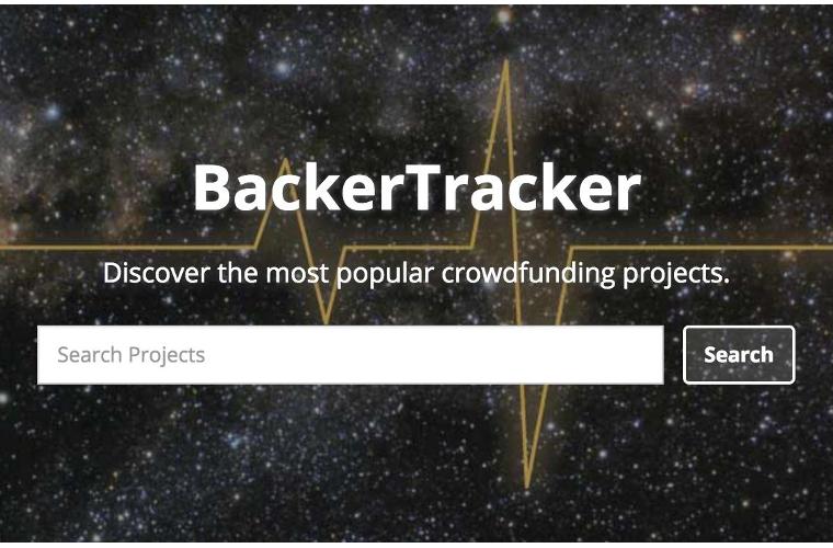 BackerTracker